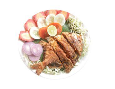 King Fish Dish